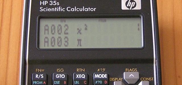 HP 33s Vs HP 35s