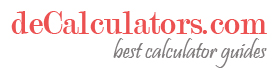 deCalculators.com