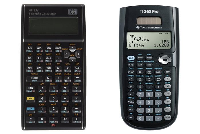 HP 35s Vs TI 36X Pro