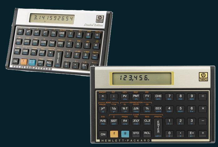 HP 15C Vs 12C