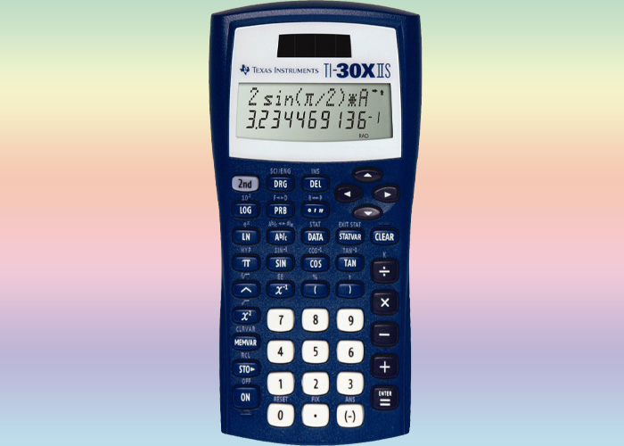 TI-30X IIS Review - Standard, Affordable, Yet Extensively Handy