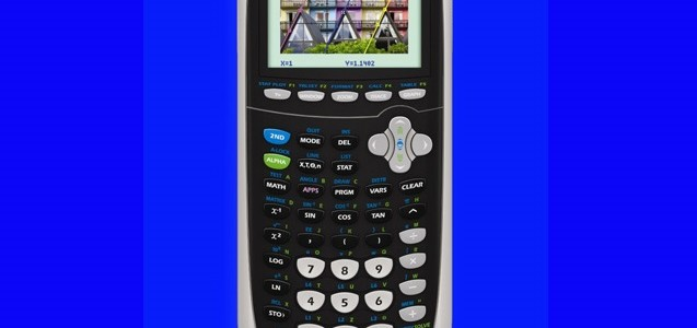 Texas Instruments TI-84 C Silver Edition Review: Colorful, Powerful