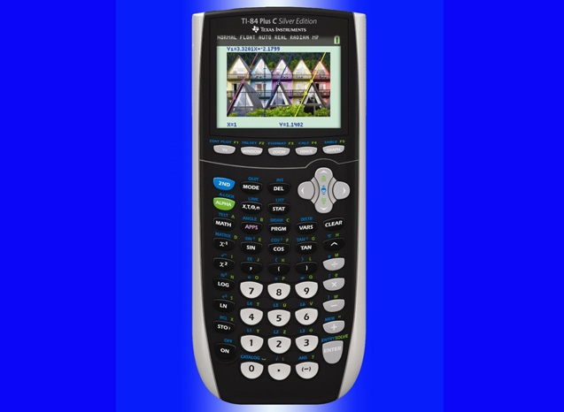 Texas Instruments TI-84 C Silver Edition Review - Colorful, Powerful