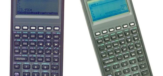 HP 48G Vs 48GX
