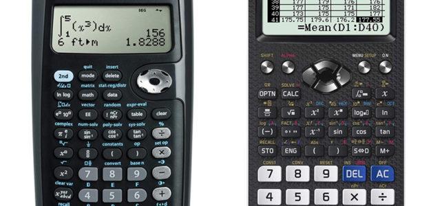 TI 36X Pro vs Casio 991EX