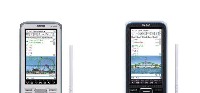 Casio FX-CG500 VS FX-CP400